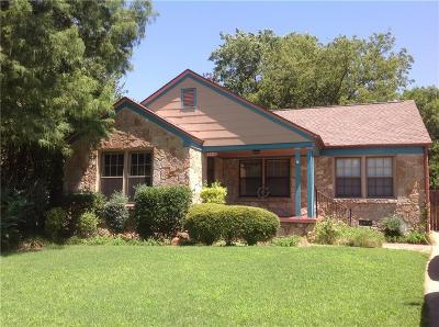 Oklahoma City Single Family Home For Sale: 3416 N Virginia Avenue