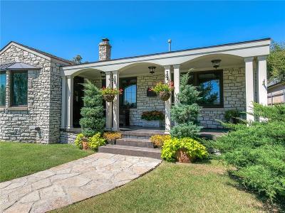 Nichols Hills Single Family Home For Sale: 1819 Huntington Avenue