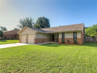 Norman Single Family Home For Sale: 510 Hanging Elm Drive