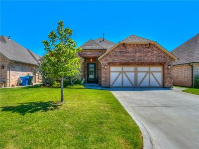 Choctaw Single Family Home For Sale: 2566 Forest Crossing