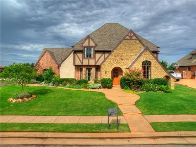 Edmond Single Family Home For Sale: 17501 Prairie Hay Trail