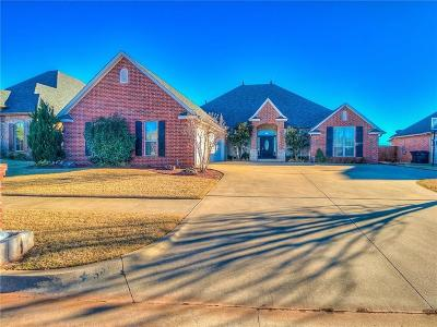 Edmond Single Family Home For Sale: 5808 NW 160th Street