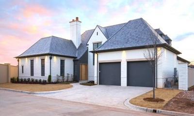 Oklahoma City OK Single Family Home For Sale: $1,295,000