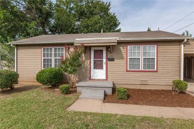 Edmond Single Family Home For Sale: 1125 Florence Drive