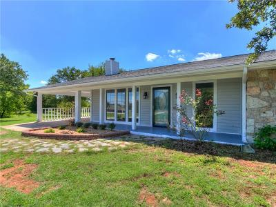 Blanchard Single Family Home For Sale: 4873 Quail Ridge Road
