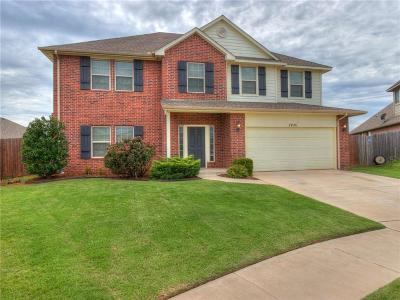 Edmond Single Family Home For Sale: 2436 NW 174th Street