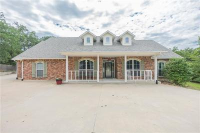 Choctaw Single Family Home For Sale: 15604 Leslie Road