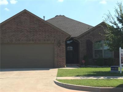 Edmond Single Family Home For Sale: 3520 NW 163rd Terrace