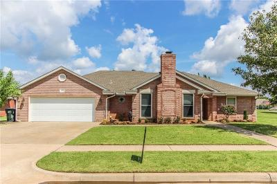 Norman Single Family Home For Sale: 1705 Daisy Lane
