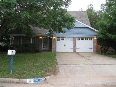Oklahoma City Single Family Home For Sale: 5200 SE 51st Street