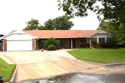 Shawnee Single Family Home For Sale: 15 Mohican Circle