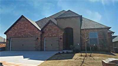 Edmond Single Family Home For Sale: 516 NW 197th Street