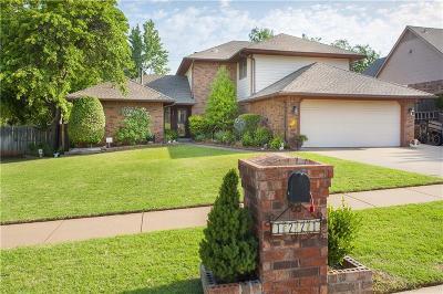 Edmond Single Family Home For Sale: 1221 Olde Bridge Road