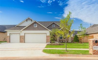 Oklahoma City Single Family Home For Sale: 8412 NW 135th Terrace