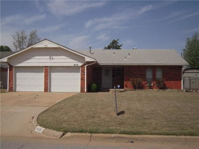 Oklahoma City Single Family Home For Sale: 1213 SW 77th Place