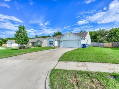 Oklahoma City Single Family Home For Sale: 4412 SE 87th Street