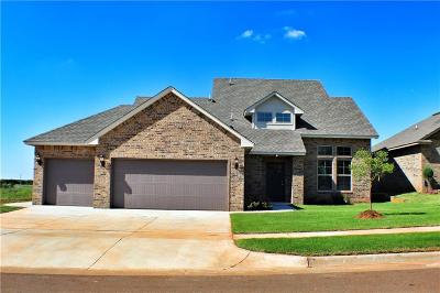 Edmond Single Family Home For Sale: 8213 NW 160th Street