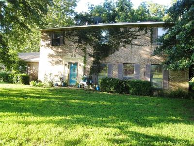 Wewoka OK Single Family Home For Sale: $152,000