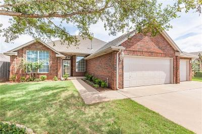 Edmond Single Family Home For Sale: 16000 Harts Mill Road
