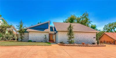 Oklahoma City Single Family Home For Sale: 4412 Saint Gregory Drive