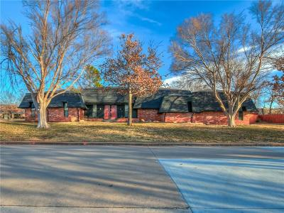 Oklahoma City Single Family Home For Sale: 13200 Green Valley Drive