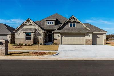 Moore Single Family Home For Sale: 15901 Tall Grass Drive