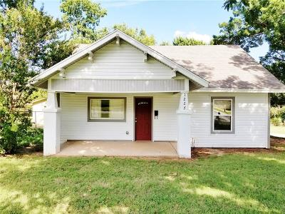 Chickasha Single Family Home For Sale: 1227 S 6th