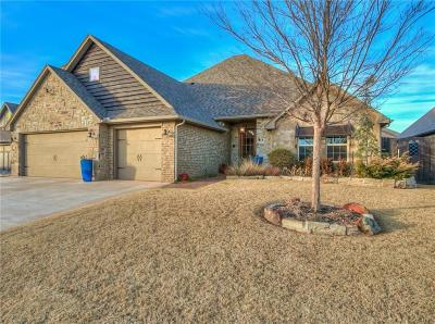 Edmond Single Family Home For Sale: 3205 NW 158th Terrace