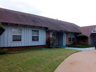 Oklahoma City Single Family Home For Sale: 1108 NE 55th Street