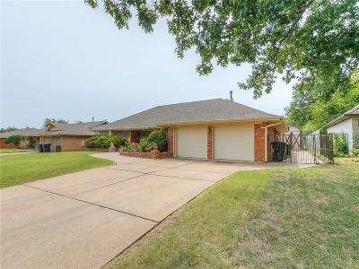 Oklahoma City Single Family Home For Sale: 3416 NW 44th Street