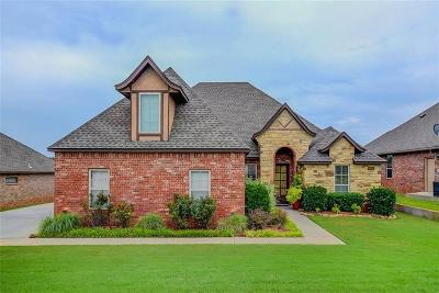 Norman Single Family Home For Sale: 117 Horizon View Court