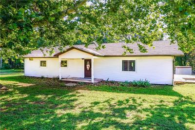 Blanchard Single Family Home For Sale: 26560 Rockwell