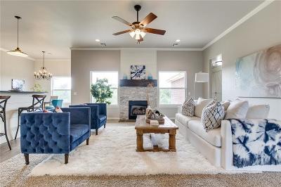 Edmond Single Family Home For Sale: 16001 Villa Valeria