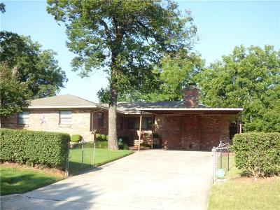 Midwest City OK Single Family Home Sold: $163,000