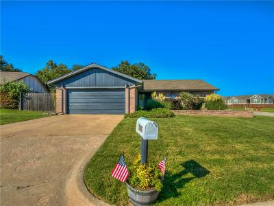 Yukon OK Single Family Home For Sale: $144,985