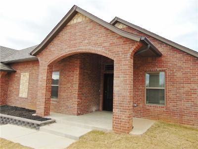 Choctaw Single Family Home For Sale: 12791 Katie Court