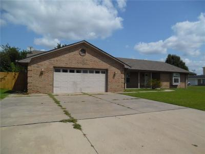 El Reno OK Single Family Home Sale Pending: $110,000