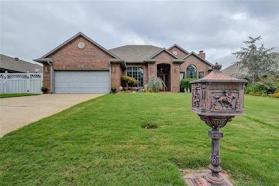 Midwest City Single Family Home For Sale: 9109 Spring Creek Drive