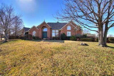 Edmond Single Family Home For Sale: 600 NW 149th Street