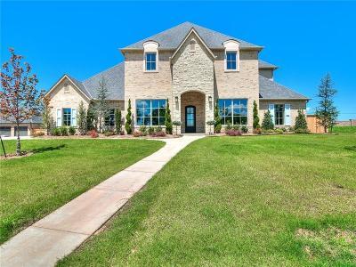 Edmond Single Family Home For Sale: 509 Oak Summit Road