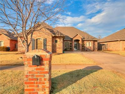 Edmond Single Family Home For Sale: 1909 NW 177th Street