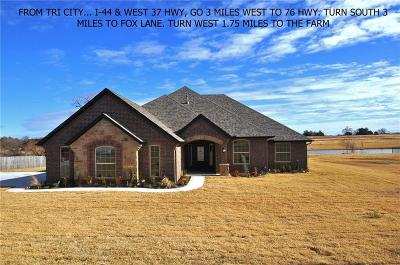 Blanchard Single Family Home For Sale: 961 County Street 2982