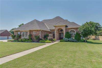 Choctaw OK Single Family Home For Sale: $373,900