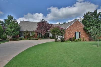 Oklahoma City OK Single Family Home For Sale: $355,000