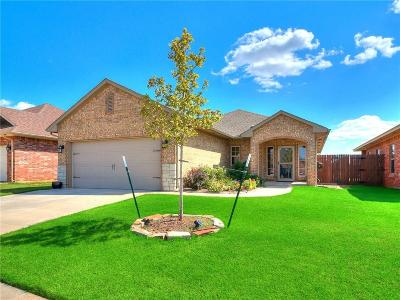 Edmond Single Family Home For Sale: 3332 NW 163rd Street