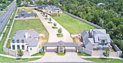 Oklahoma City Residential Lots & Land For Sale: 8517 Stonehurst Court