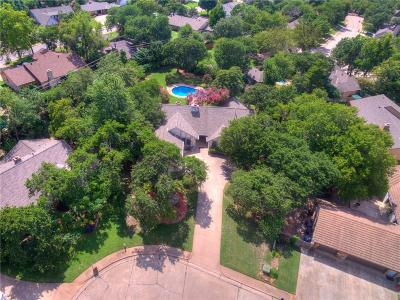 Edmond Single Family Home For Sale: 606 Sunny Brook Circle