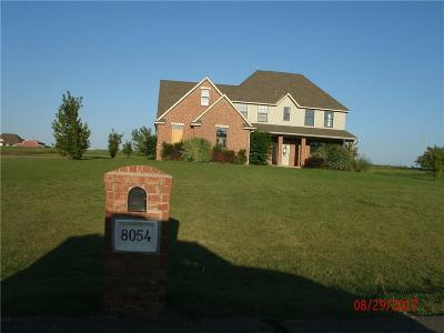 Piedmont Single Family Home For Sale: 8054 Rock Cliff Way