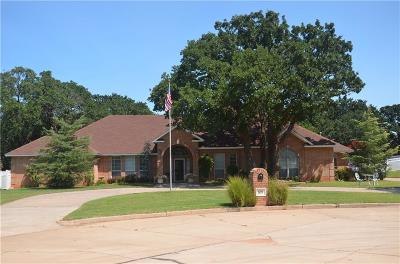 Blanchard Single Family Home For Sale: 609 Oak Ridge Place