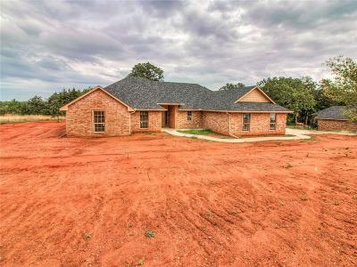 Guthrie Single Family Home For Sale: 5830 Timberland Crossing